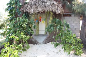 guest cottage in Tanna