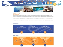 Ocean Crew Link – connecting sailors