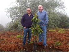 One thousand trees planted in ARC Forest