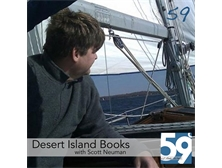 Podcast Andy Schell & NPR's Scott Neuman Talk Sailing Books