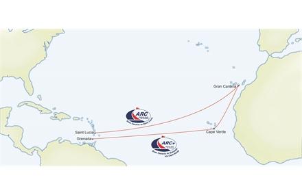 ARC Plus Route Map