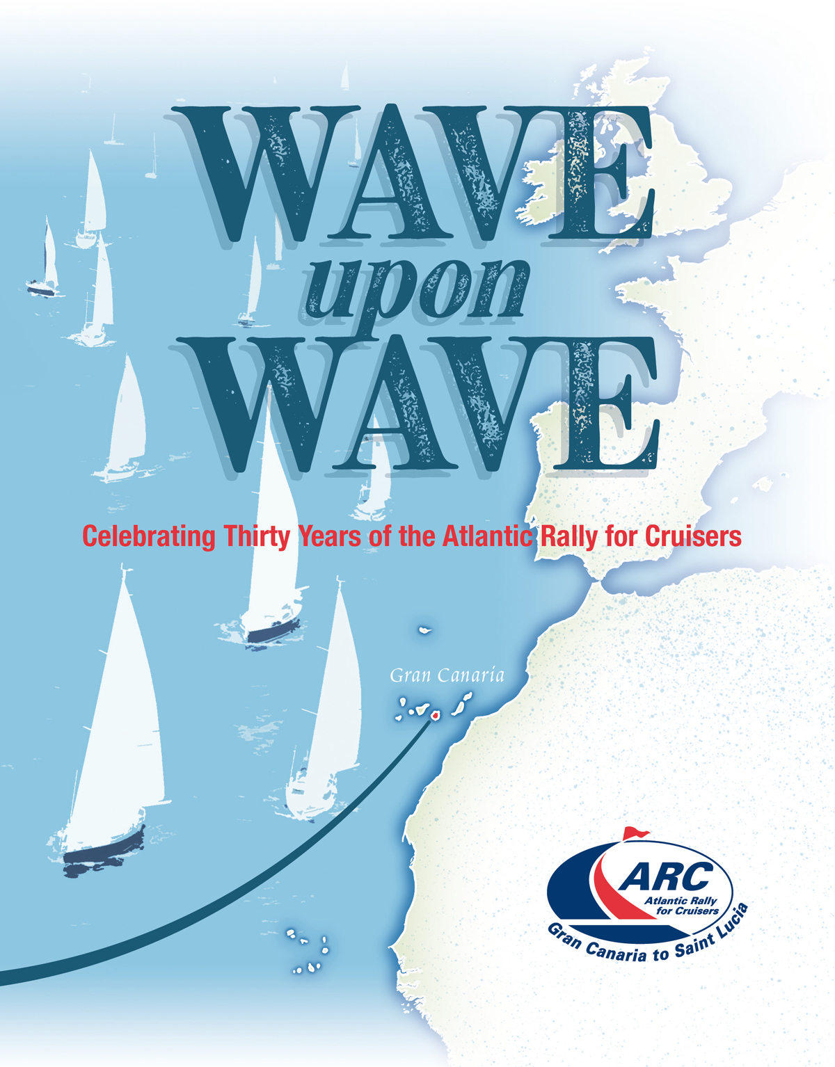 Wave Upon Wave - Celebrating 30 years of the ARC