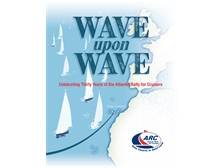 Wave Upon Wave - A new book celebrating 30 years of the ARC