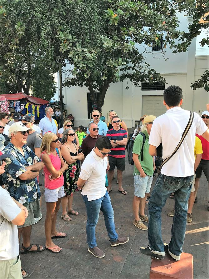 e30c8c78 World ARC 2019-20 Private Tour Guide of Santa Marta 21/01/2019