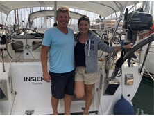 Video bloggers inspire ARC sailors