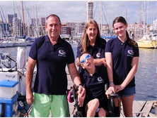 ARC sailors crossing for charity